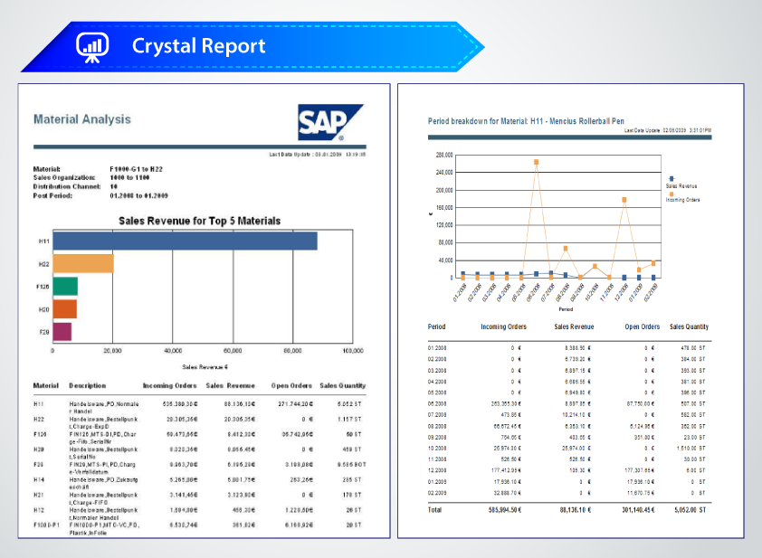 iConnext Consulting | Crystal report
